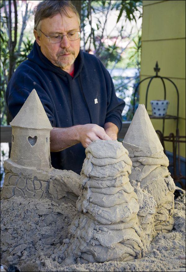 Builder of castles