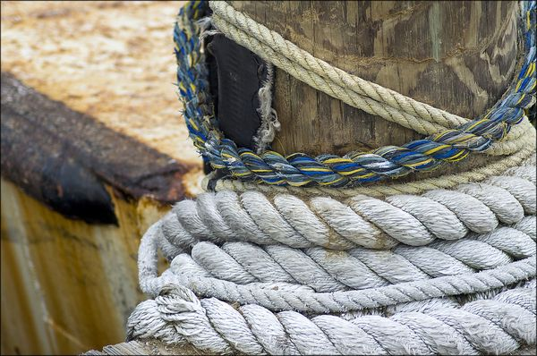 Ropes and rust