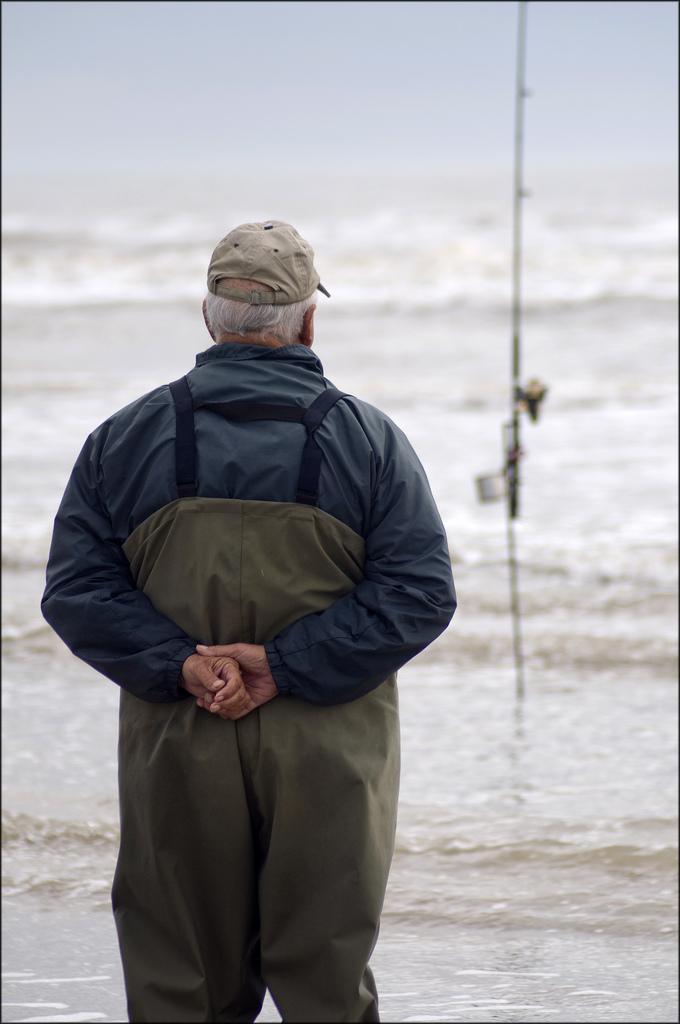 Man and sea (blog)